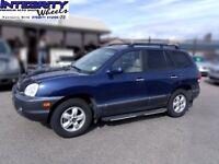 2006 Hyundai Santa Fe AWD GLS 3.5
