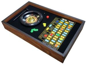 **Brand New**Medal Sports 2 In 1 Tabletop Casino