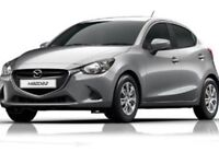 Mazda 2 colour edition silver only 14000 miles one lady owner from new