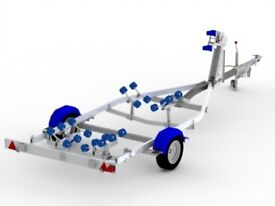 Boat Trailer for sale 5 star rated 5 makes available