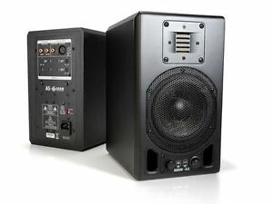 Adam A5 studio monitors (Pair, Trying to sell FAST)