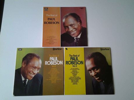 Paul Robeson Vinyl Lps (3in East Kilbride, GlasgowGumtree - Paul Robeson Vinyl Lps (3). 1. The Best of Paul Robeson (14Tracks). 2. The Best of Paul Robeson Vol 2 (14Tracks). 3. The Best of Paul Robeson Vol 3 (16 Tracks). All in Mint Condition