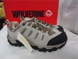 Ladies Wolverine Steel toe Hiker- size 7 brand new in box csa