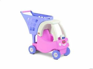 Brand new in box cozy coupe cart