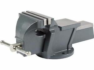 "BRAND NEW HEAVY DUTY BENCH VISE WITH SWIVEL BASE 4"", 5"", 6"" (MULTIPURPOSE VISES ALSO AVAILABLE)"