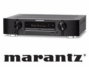 MARANTZ NR1504 SLIM LINE, 5.1 NETWORK AV RECEIVER WITH AIRPLAY