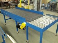 Belt Conveyors, Roller Conveyors, New and Canadian Made !