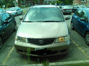 2004 Honda Odyssey for sale in low price