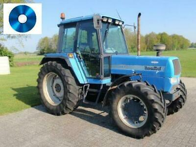 Landini Evolution 60 Series Tractor Workshop Manuals