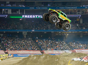 Monster Jam TAP Tickets - Rogers Centre