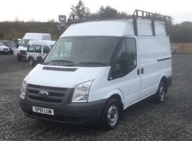 FORD TRANSIT T260S MEDIUM ROOF