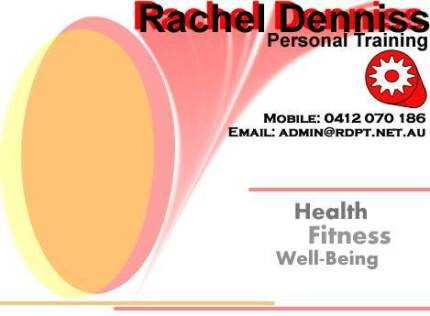 Rachel Denniss Personal Training Stanmore Marrickville Area Preview