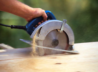 Experienced carpenter for hire