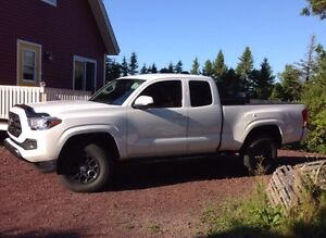 2016 Toyota Tacoma Pickup Truck Lease Takeover