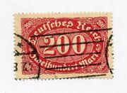 Deutsches Reich 200 Mark