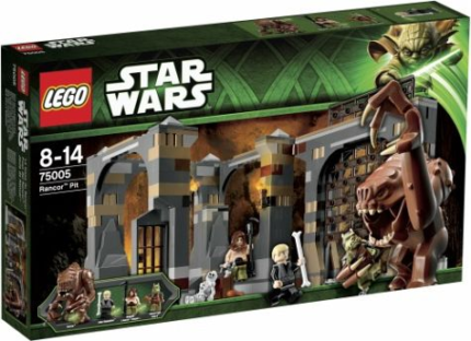 Lego Star Wars - 75005 Rancor Pit - Brand New Sealed Box - RARE!!