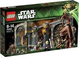 Star Wars Lego 75005 Rancor Pit Kingston Kingston Area image 1
