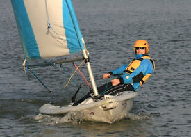 Looking for Adventure & fun? Age 9-15? Try Dinghy Sailing