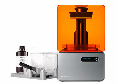 The future's orange with a Formlabs Form 1