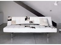 Cow sofabed