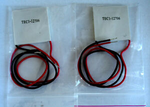 Thermoelectric Peltier module 12V 60W TEC1-12706 for experiments Kingston Kingston Area image 5
