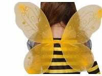 BUTTERFLY Angle Wings Ladies net wings Christmas x 3