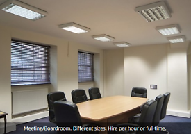Period Buiding to Rent in Holborn - Modern Style Private Offices (Serviced Terms)