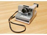 Polaroid The Button Camera