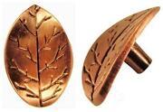 Leaf Cabinet Knobs