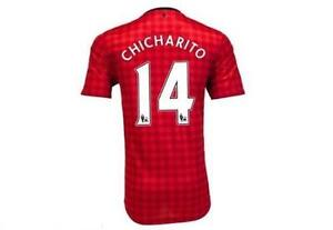 Manchester United Jersey Chicharito 3d74d25730cc4