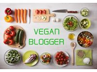 Vegan lifestyle blogger / social media influencer wanted for exciting project