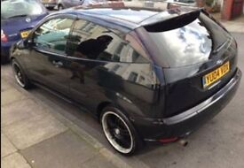 Ford Focus Edge 1.6 2004 Plate For Sale