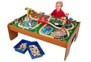 Brio Train Table