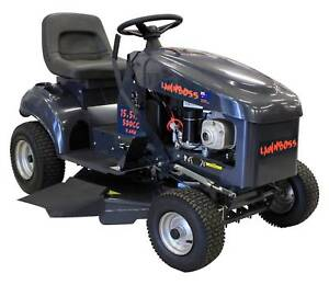 """Cox Lawnboss Ride on Mower, 15.5hp Briggs 32"""" Cut Save $736 Fyshwick South Canberra Preview"""