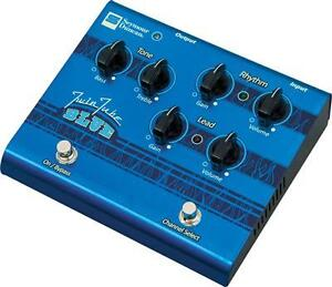Seymour Duncan SFX-11 Twin Tube blue Distortion Pedal