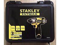 10.8 volts impact driver Stanley fatmax.