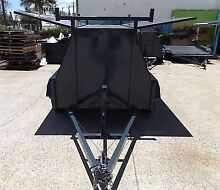 BUILDER TRAILER 8X5 AUSSIE BUILT BUY DIRECT FROM FACTORY! Gold Coast Region Preview