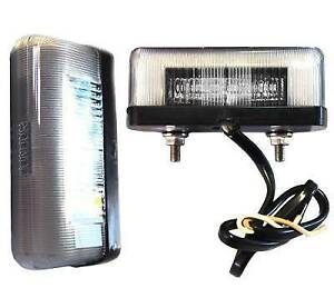 Licence plate lamp LED - Roadvision Para Hills West Salisbury Area Preview