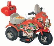 Kinder Motorrad AKKU