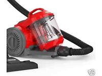 Free delivery VAX bagless energise tempo cylinder vacuum cleaner hoovers hoover
