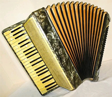 Rare vintage Hohner Piano accordion