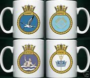 Royal Navy Ships Crests