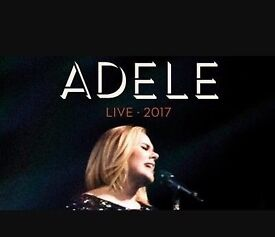Adele Live Tickets July 1st Wembley x4 - REDUCED!