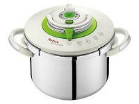 Tefal NutriCook Pressure Cooker Clipso Plus