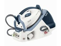 TEFAL EXPRESS STEAM GENERATOR IRON ULTRAGLIDE GV7450 used List £197 approx