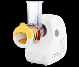 TEFAL HV2 ME203 Mince & Shred express - hardly ever used - still in box