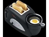 Tefal Toast n Egg Toaster and Egg
