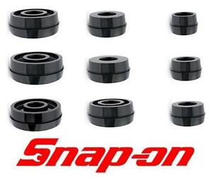 NEW 9PC LOW TAPER COLLET SET SNAP-ON TOOLS -  under car service  wheel balancing/tire changers AUTO TOOL 106985795