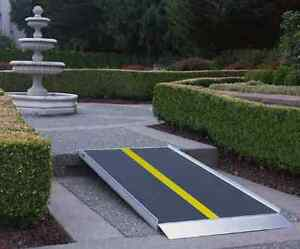 One-Step Wheelchair ramps- One ramp remaining at $150 each