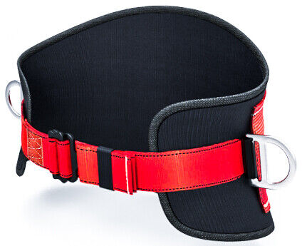 Safety Belt With Hip Pad, Climbing Harness & Safety Belt Free Size